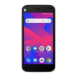 BLU C5 2019 Android Cell Phone 5''Display 16GB Internal Memory Dual Camera (Black)
