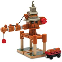 Thomas And Friends Wooden Railway - Ol' Wheezy Logging Crane