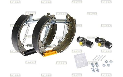 BOLK BOL-C121075 Kit de freins arriè re pré monté s