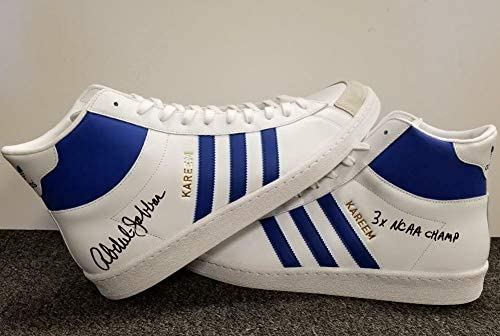 Kareem Abdul-Jabbar Autographed Signed