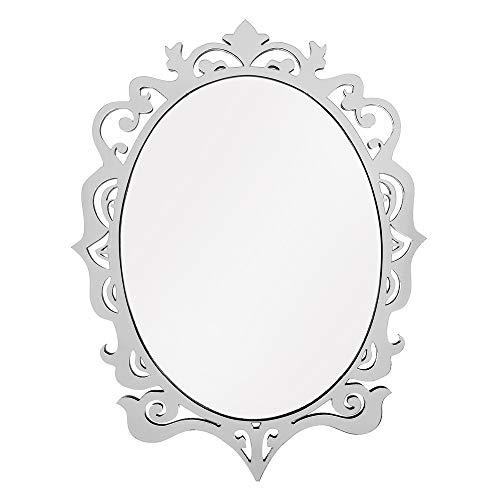 Quadro Espelho Decorativo Veneziano Sala Quarto 3803