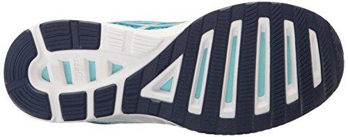 Asics Womens Fuzex Lyte 2 Chaussure De Course Diva Bleu / Argent / Bleu Indigo