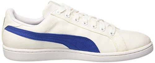 Sneakers puma Blue White Puma Cv Homme Basses Blanc true Smash 13 PTnFwqEA