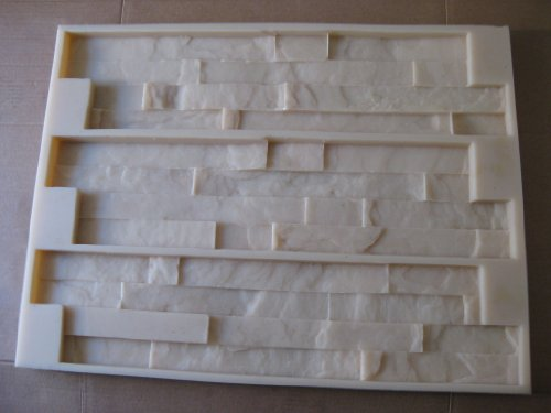 Rubber Rock Facing Concrete Plaster Mold Wall Stone 501 1