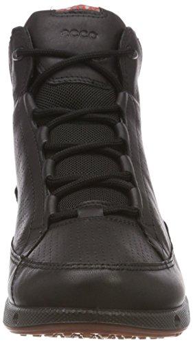 Top Ecco High Nero nero Donna 51052 Sneakers Cool vqpOEBwqa