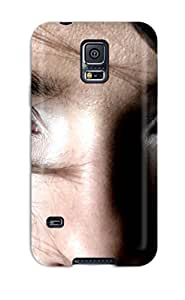 Jennifer Guelzow's Shop Galaxy S5 Cover Case - Eco-friendly Packaging(gorgeous Blue Black Eyes)