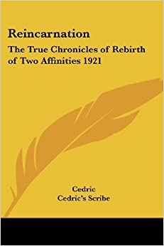 Book Reincarnation: The True Chronicles of Rebirth of Two Affinities 1921