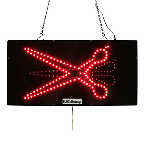 LED OPEN SIGN -