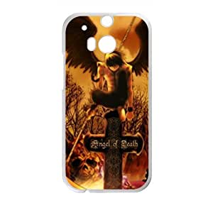 Angel of death unique Cell Phone Case for HTC One M8