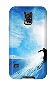New Style Tpu S5 Protective Case Cover/ Galaxy Case - P