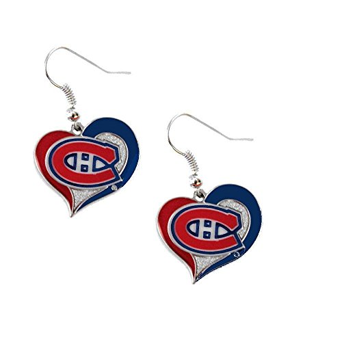 Used Zamboni For Sale >> Canadiens Earrings, Montreal Canadiens Earrings, Canadien Earrings