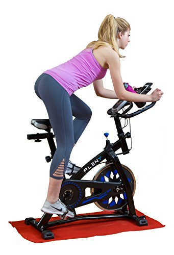 PLENY  Indoor Stationary Cycle Bike For Tall People with Multi-Purpose Holder, Indoor Exercise Bike (Plus Indoor Cycle)