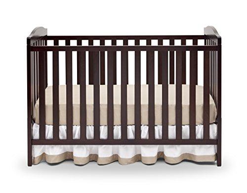 Delta Children Capri 3-in-1 Crib, Dark Chocolate by Delta Children (Image #2)