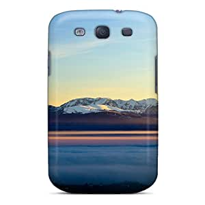 Awesome Design Nature Hard Case Cover For Galaxy S3