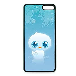 Case Fun Case Fun White Duck by DevilleART Snap-on Hard Back Case Cover for Amazon Fire Phone