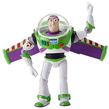 Mattel Toy Story Buzz Lightyear con Alas Desplegables  Amazon.es  Juguetes  y juegos a7a5fb212f5