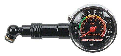 Planet Bike Dial bike tire gauge