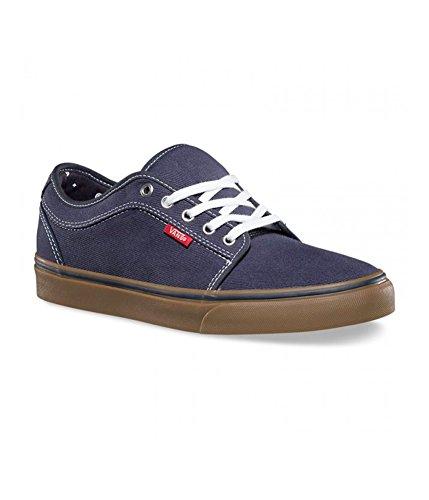 Bestelwagen Heren Chukka Low Bandana Sneakers Navygum 6.5