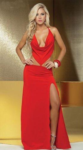 Sexy glamour dress