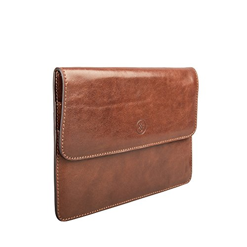 Maxwell En Porte Noir documents Italien Cuir Scott® Voyage Marron Clair De torrino rA7rw