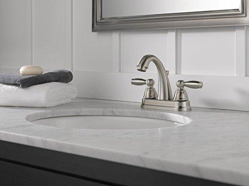 Peerless P299696lf Bn Apex Two Handle Lavatory Faucet