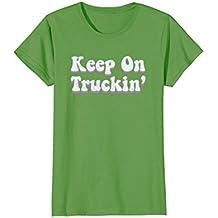 Vintage 1970s Keep On Truckin T-Shirt