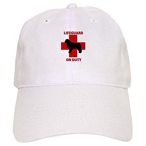 CafePress - Newfoundland Dog Water Rescue Cap - Baseball Cap with Adjustable (Newfoundland Baseball Cap)