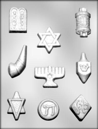 CK Products judío símbolos molde del chocolate por productos ...