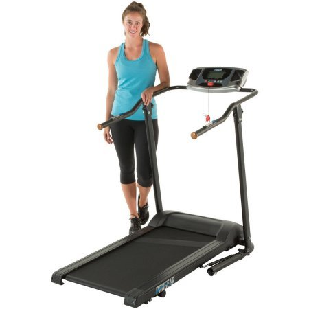 Treadmill Progear HCXL 4000 Features High-Torque Motor, Extra-Wide Platform, Extra Long Safety...