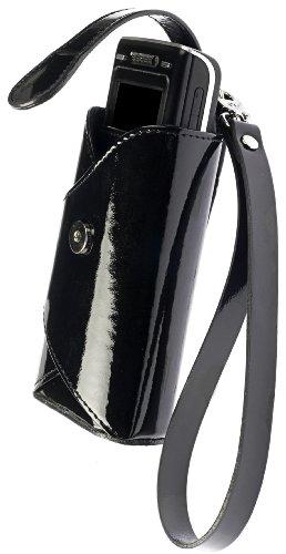 Krusell Lush Universal Leather Case - Black