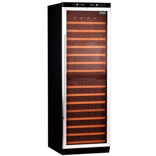 Polar Ce218Bouteille double zone Vin refroidisseur/réfrigérateur, 155l Nisbets 913