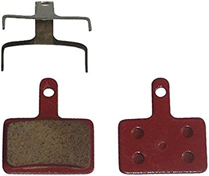 Shimano br m486 m495 m505 m506 m515 semi sintered ceramic brake pad