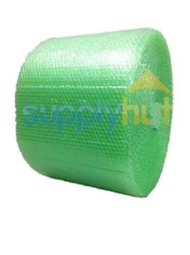 Shipping Supplies & Packaging Materials 3/16'' Small Bubble Cushioning Wrap Recycled Roll 350' x 12'' 350FT Perf 12'' Packaging and Packing Supplies Accessories