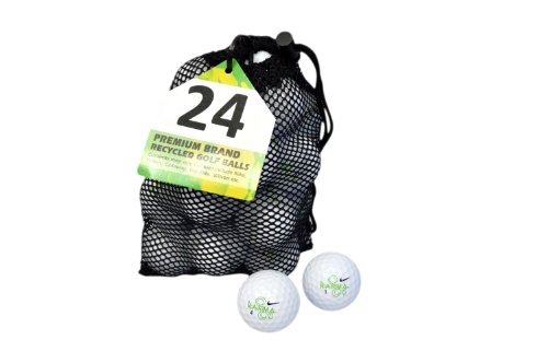 Second Chance Nike Karma 24 Premium Lake Golf Balls (Grade A) by Second Chance