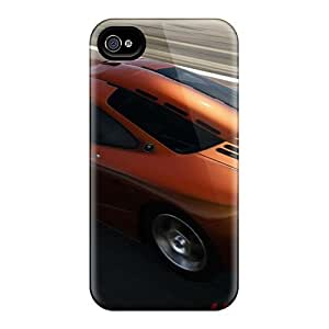 New Style Case Cover SGLssiD6873RkaNf Mclaren F1 Compatible With Iphone 4/4s Protection Case