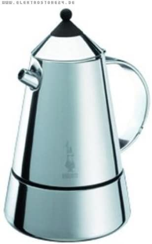 Bialetti Mia - Cafetera espresso para 4 tazas (acero): Amazon.es ...