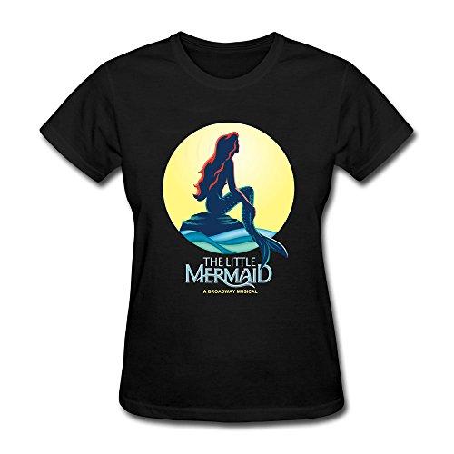 Women's The Little Mermaid A Broadway Musical -