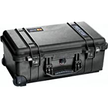Pelican 1510 Case With Padded Dividers (Black)
