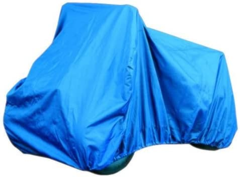 Outdoor B/âche L polyester bleu pour quad//ATV
