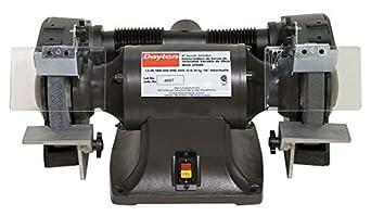 Dayton 2lkt2 Bench Grinder 10 In 1 Hp 115 V 10 A