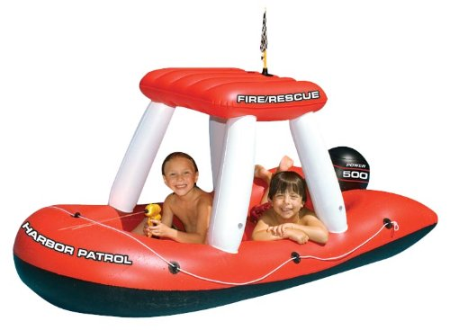 toy boat with motor - 4