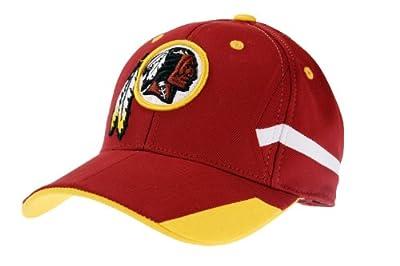 Washington Redskins NFL Kids Stadium Structured Flex Cap Hat