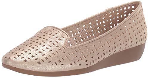 Aerosoles A2 Women's Parchment Shoe, Gold Metallic, 6.5 M US