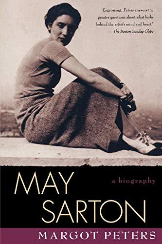 May Sarton: Biography (Best Friend Died Poem)