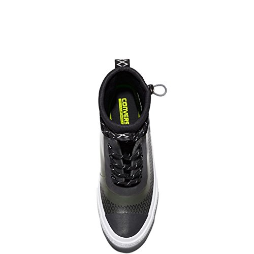 Converse Unisex Chuck Taylor All Star Ii Thermo-Bota Hola Negro / Liberty 155263c 10 Hombres / Mujeres 12
