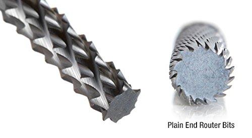 48058-N High Performance Solid Carbide Fiberglass /& Composite Cutting 1//2 D Amana Tool Corp. Amana Tool