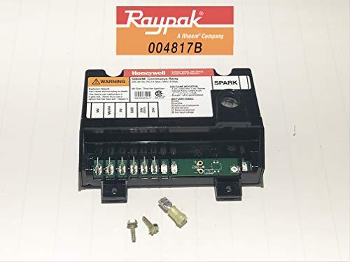 (Raypak Heater NG Electronic Ignition Cntl IID 004817B)