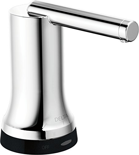 Delta Faucet 72065T Contemporary Soap Dispenser with Touch2O Technology, Chrome