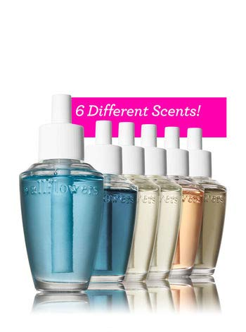 Bath and Body Works Fall Bucket List 6-Pack Wallflowers Sampler by Bath & Body Works (Image #2)