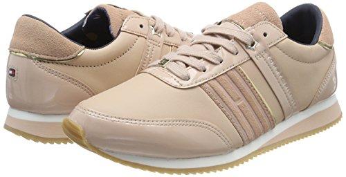 Rose 8c1 Tommy Rose Femme Hilfiger dusty Sneakers P1285hoenix Basses EfwqTx1Y